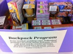 St. John's Backpack Program