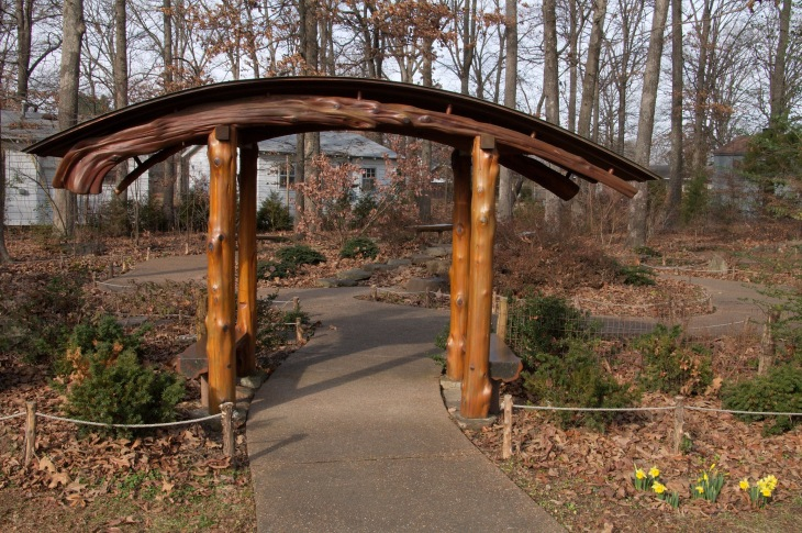 St. John's Memorial Garden
