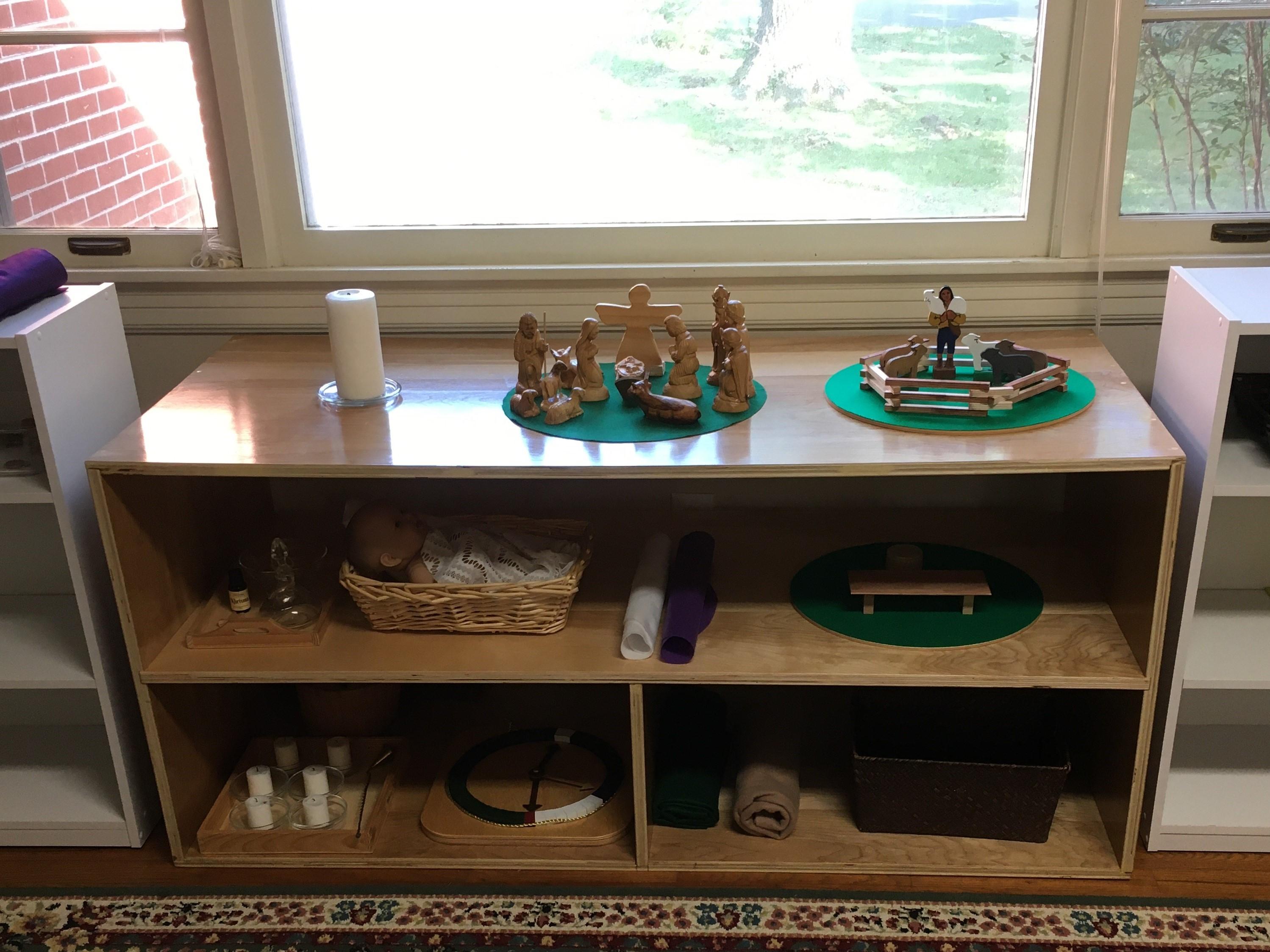 Focal Shelf